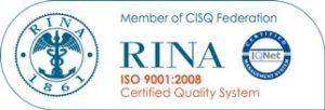 CISES CERTIFICAZIONE RINA ISO9001